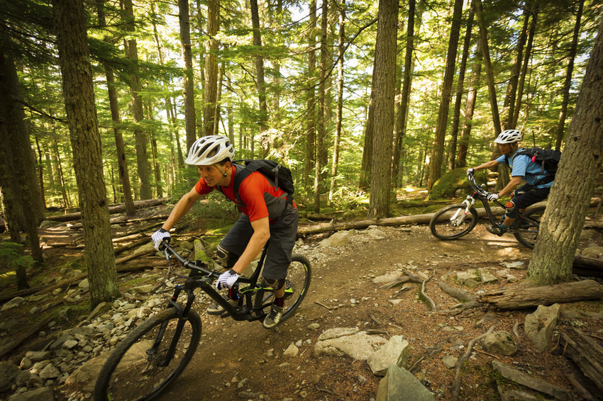 fat tire race in cable
