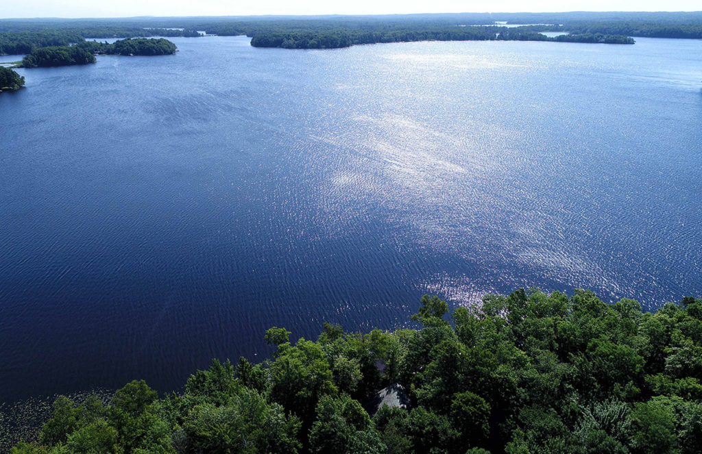 lake namekagon is one of the best wisconsin lakes to buy a vacation home