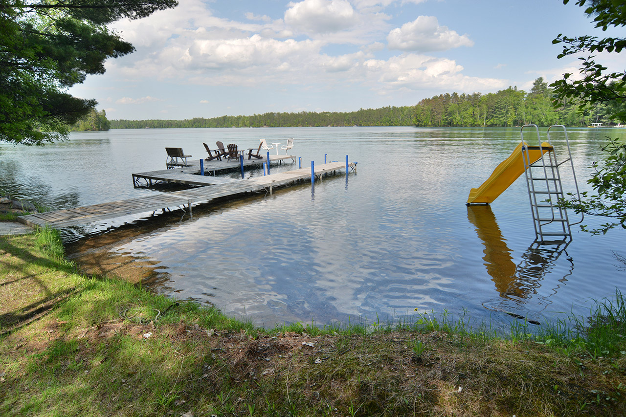 lake owen is one of the best wisconsin lakes to buy a vacation home