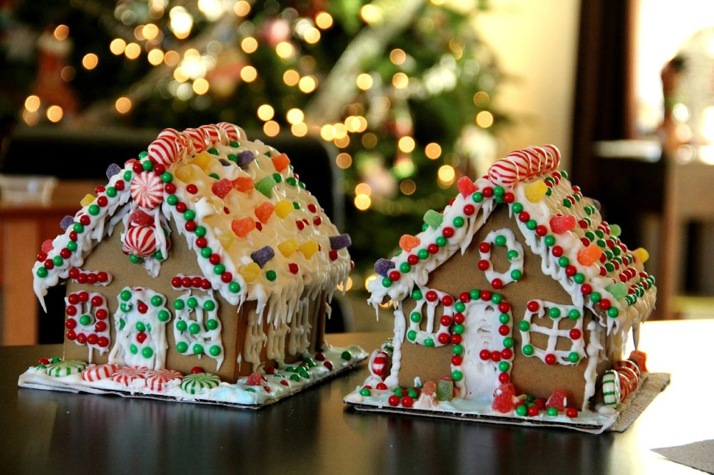 gingerbread house contest and other cable holiday events