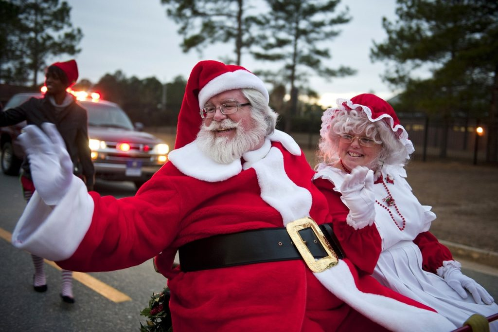 santa parade and other cable christmas events